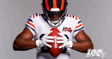 Bears 1936 classic uniforms