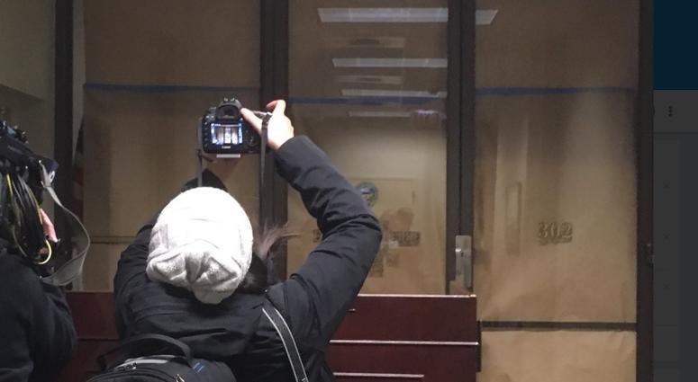 Ald. Burke's Office Raided