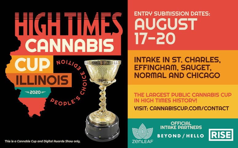 TheCannabis Cup Illinois: People's Choice Edition
