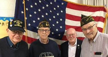 Western Springs To Honor WWII Vets With Car Caravan