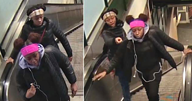 Police say these suspects robbed a man Jan. 18, 2020 on a CTA bus in the South Loop.