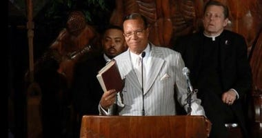 Farrakhan addresses Facebook ban