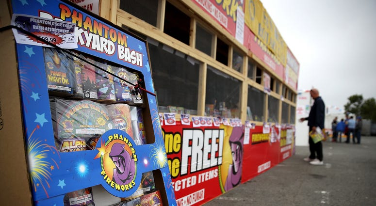 Fireworks Sales File Photo