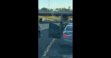 I-57 Road Rage Incident