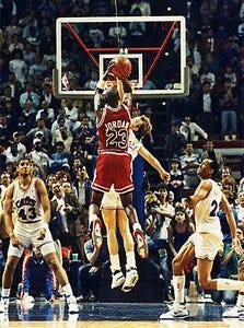 Michael Jordan's 'The Shot'