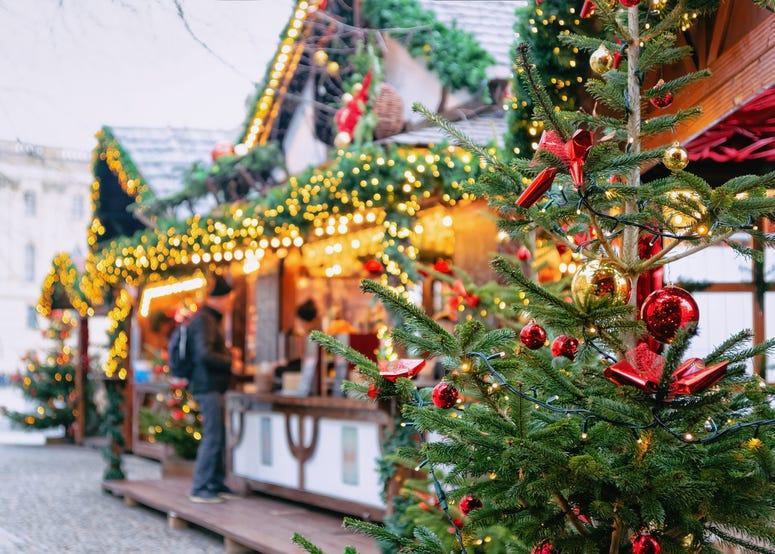 Christmas Market Generic