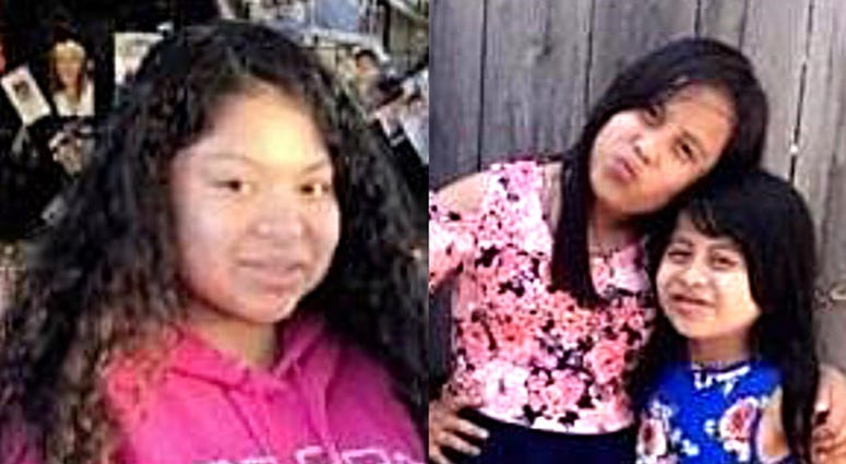 Police locate 2 missing Madison girls | 425x775