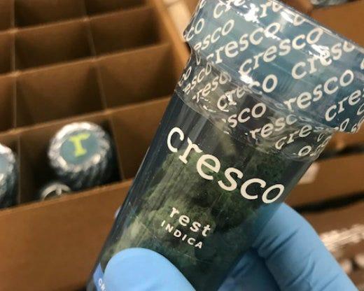Cresco Labs packaged marijuana