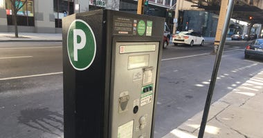 Chicago Pay Parking Box