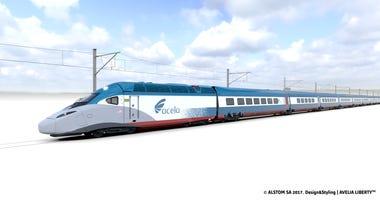 Acela Prototype Train