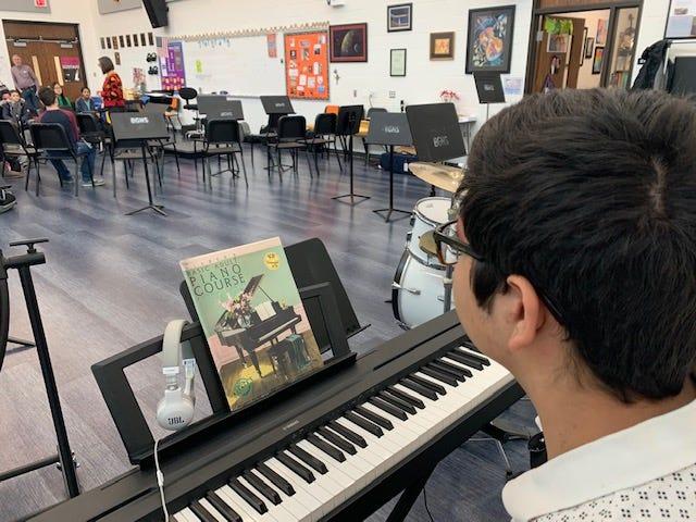 Grammy Nominated Teacher