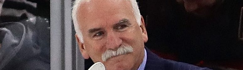 Joel Quenneville At Chicago
