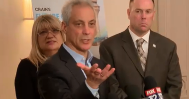 Mayor Emanuel is still exasperated with how the Jussie Smollett case was handled, but stopped short of saying he'd sue the actor to recoup costs spend on his case.