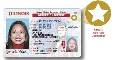 A REAL ID illustration/ Illinois Secretary of State