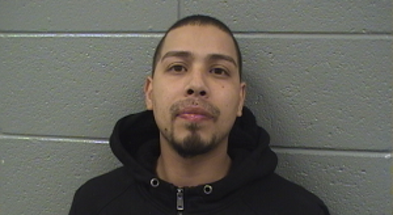 Julio C. Perez | Cook County sheriff's office