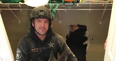 Dax Lake County IL Police Dog