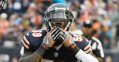 Bears' Danny Trevathan Looks To Leave Winning Legacy