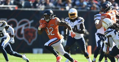 Pace Keeps His Faith In Bears' Running Back Corps