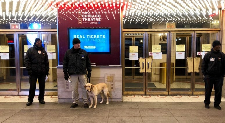 Chicago Theatre Show Canceled