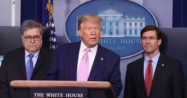 Trump Orders VA to Pause Veteran Debt Collection Over Coronavirus
