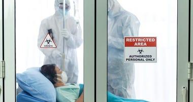 Nurse Battling Coronavirus Says the Pain Is 'Worse Than a Gunshot'