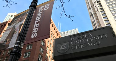 Loyola Bookstore Closed