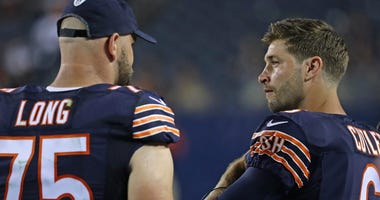 Kyle Long: No Teammate More Supportive Than Jay Cutler