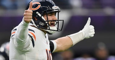 Wannstedt Envisions Trubisky Getting First Crack At QB