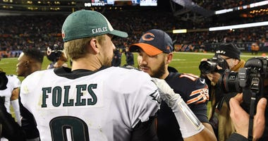 Bears Still Building Toward Quarterback Competition