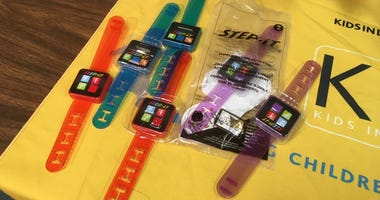 Recalled Fitness Watch For Kids