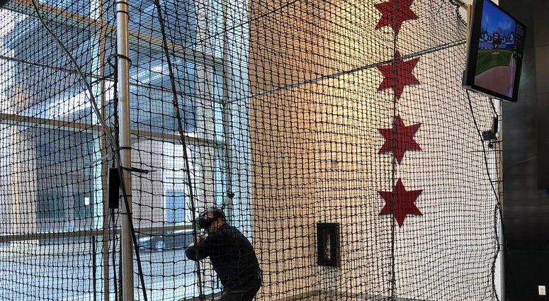 White Sox VR Home Run