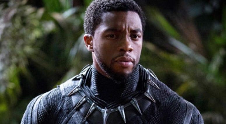 Black Panther Media Still