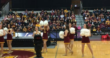 Loyola Welcome Home Rally
