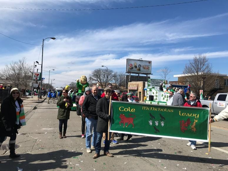 South Side Irish Parade