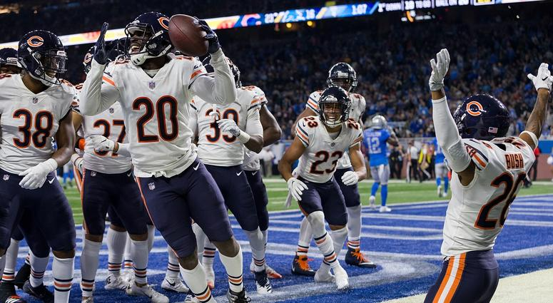 ddd0d04aea01b Five Chicago Bears Players Named Pro Bowlers | WBBM-AM