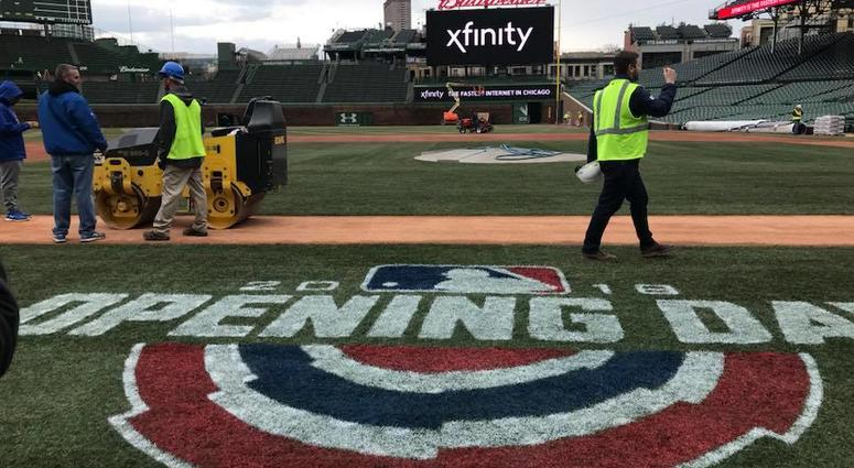 Wrigley Opening Day Preview