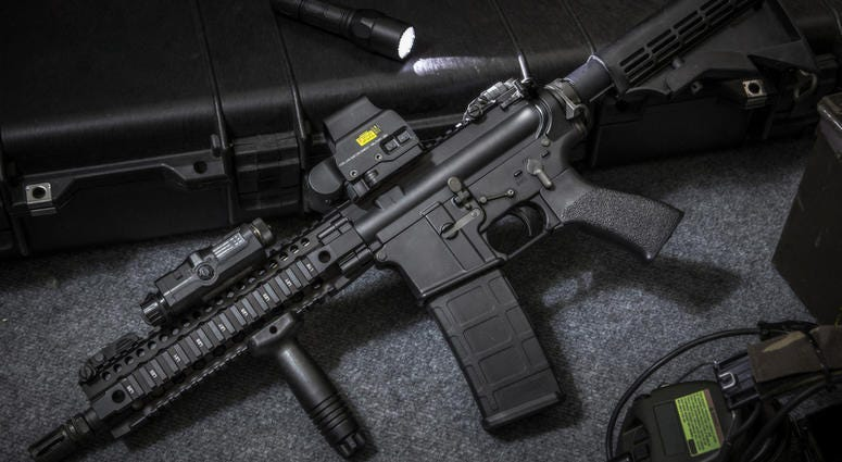 Assault Weapons AR-15