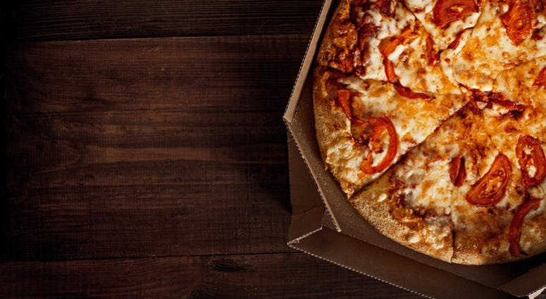 Pizza Delivery, Box