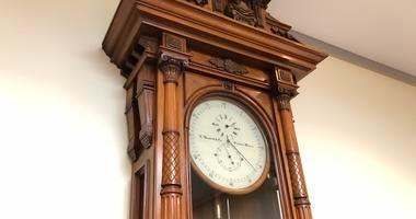 Adler Clock
