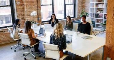 Women Only Workspace