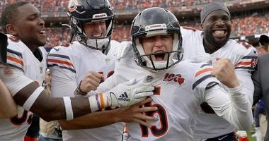 Eddy Pineiro Delivers Moment Of Redemption For Bears