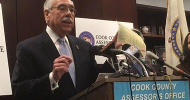 Cook County Assessor Joe Berrios