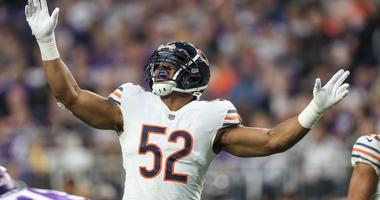 Bears' Khalil Mack Won't Play In Pro Bowl