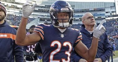After Breakout Season, Bears' Kyle Fuller Aims For Better