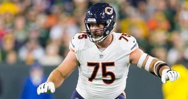 Bears guard Kyle Long