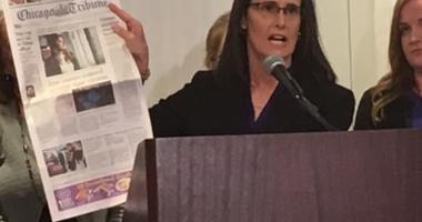 Lisa Madigan News Conference