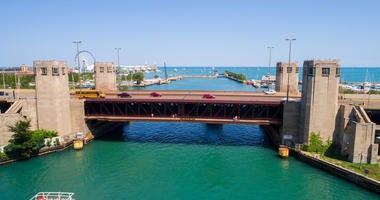 Lake Shore Drive Bridge
