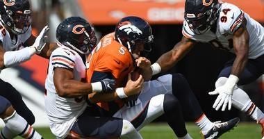Eddie Jackson On Bears' Lack Of Takeaways: 'They're Coming'