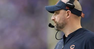 Bears Officially Announce Restructured Coaching Staff