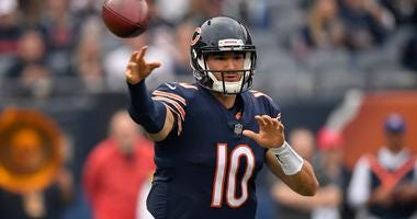 Bears' Trubisky Gets Sacked In 'Madden 20' Game Rating